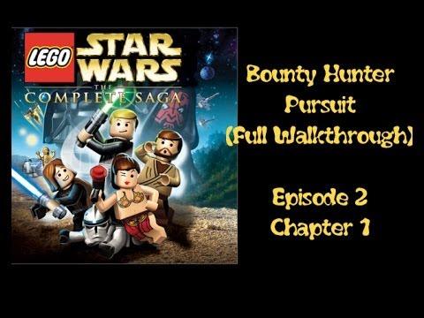 Lego Star Wars Complete Saga Walkthrough Episode 6 Chapter 2