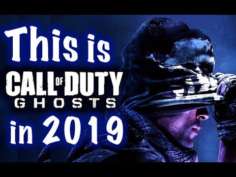 This is Call of Duty GHOST in 2019 Mp3