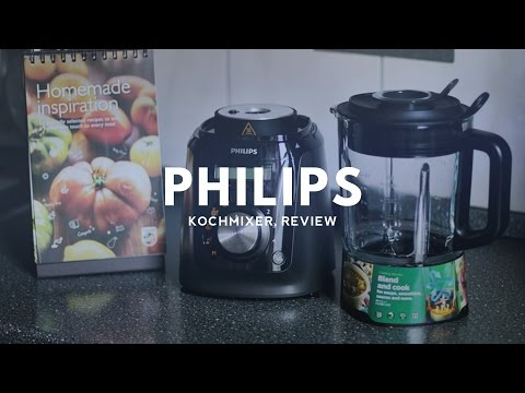 COOK WITH ME MONDAY | PHILIPS KOCHMIXER REVIEW