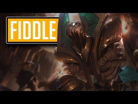League of Legends #674: Fiddlesticks Jungle (CZ/Full HD/60FPS)