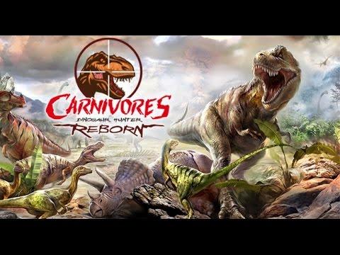 Carnivores: Dinosaur Hunter Reborn. Охота на T-Rex