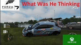 Forza Motorsport 7-Not The Start I Expected