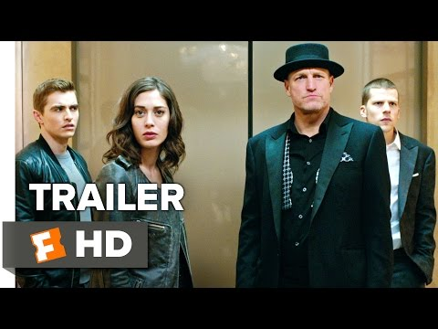 Now You See Me 2 Official Teaser Trailer #1 (2015) - Woody Harrelson, Daniel Radcliffe Movie HD