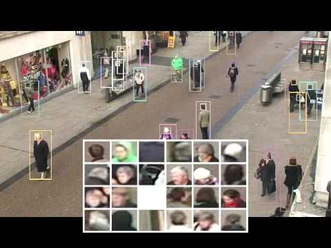 Stable Multi-Target Tracking in Real-Time Surveillance Video (CVPR 2011)