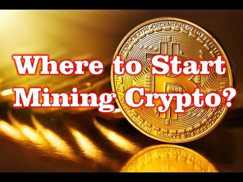 where to start mining