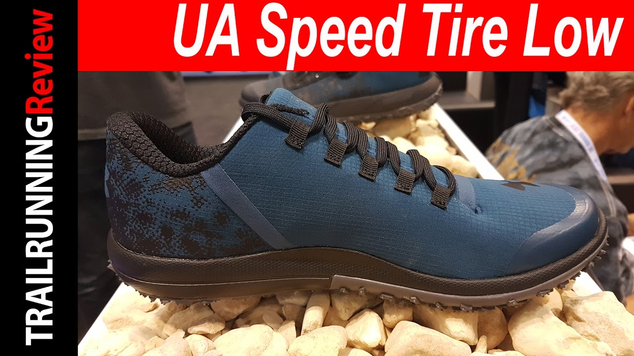 competitive price c9f55 53105 Under Armour Speed Tire Low Preview