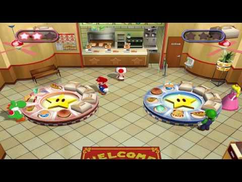 Mario Party 4 - Order Up