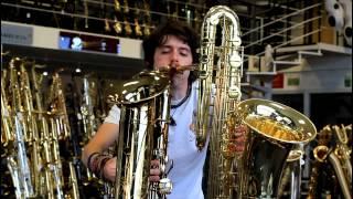Double Bass Sax