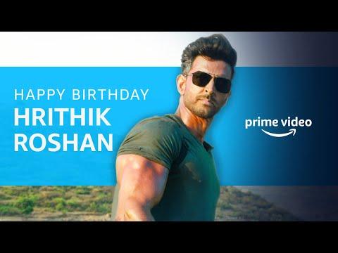 Happy Birthday Hrithik Roshan - Amazon Prime Video