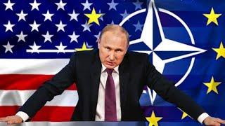 Путин предостерег Украину и Грузию от вступления в НАТО