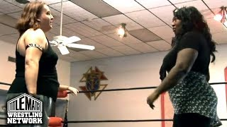 Download Awesome Kong & La Rosa Negra vs Missy Sampson & Annie Social (Women's Wrestling) Mp3 and Videos