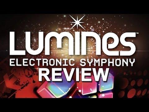 Lumines Electronic Symphony Review (PS Vita)