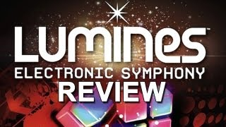 Lumines Electronic Symphony Review (PS Vita)