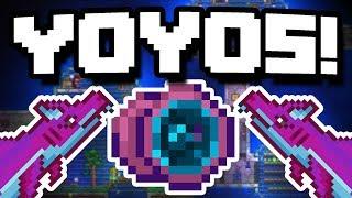 OVERPOWERED YOYO GLITCH! - Modded Terraria 1.3.5 - Ep.19