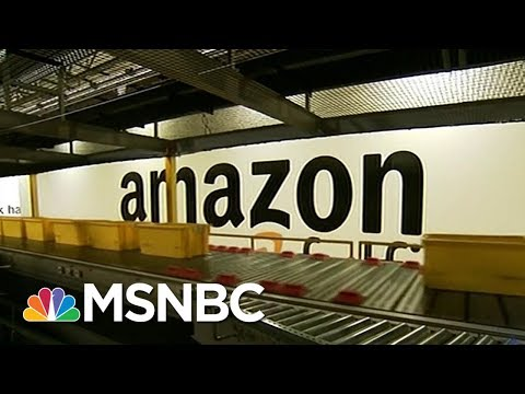 For Fact's Sake: Amazon Not To Blame For Post Office's Problems | Velshi & Ruhle | MSNBC