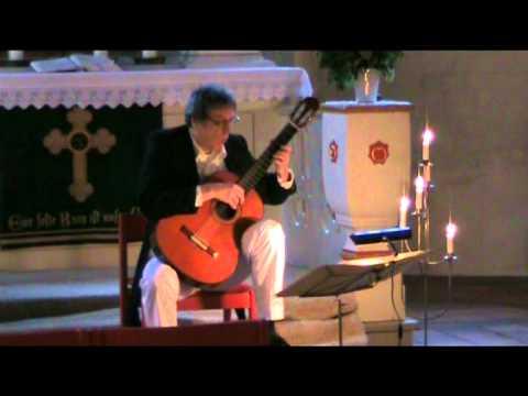 "Norbert Dams plays Simon Molitor ""Andante"" from Sonata op.7.mpg"