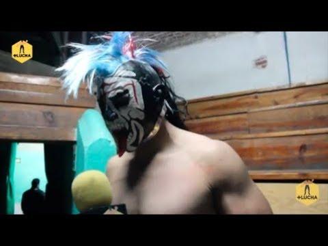 psycho-clown-estrenó-máscara-con-diseño-de-la-parka-en-homenaje-a-su-amigo