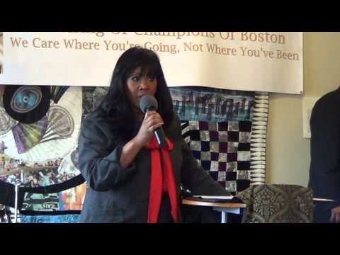 Evangelist Crystal Fagan Get In The Fight & Claim Your Victory
