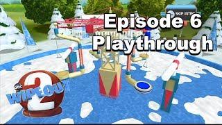 Wipeout 2 - Episode 6 Playthrough (Wii)