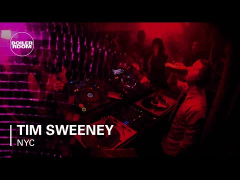 Tim Sweeney Boiler Room NYC X Beats In Space 15th Anniversary