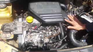 probleme vibre de moteur clio 1.9