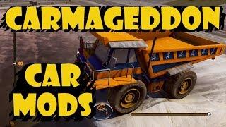 Carmageddon Reincarnation Car Mods 3 - Quarry Truck