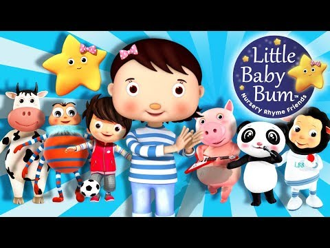 LittleBabyBum Theme Tune | Nursery Rhymes | Original Song By LittleBabyBum!