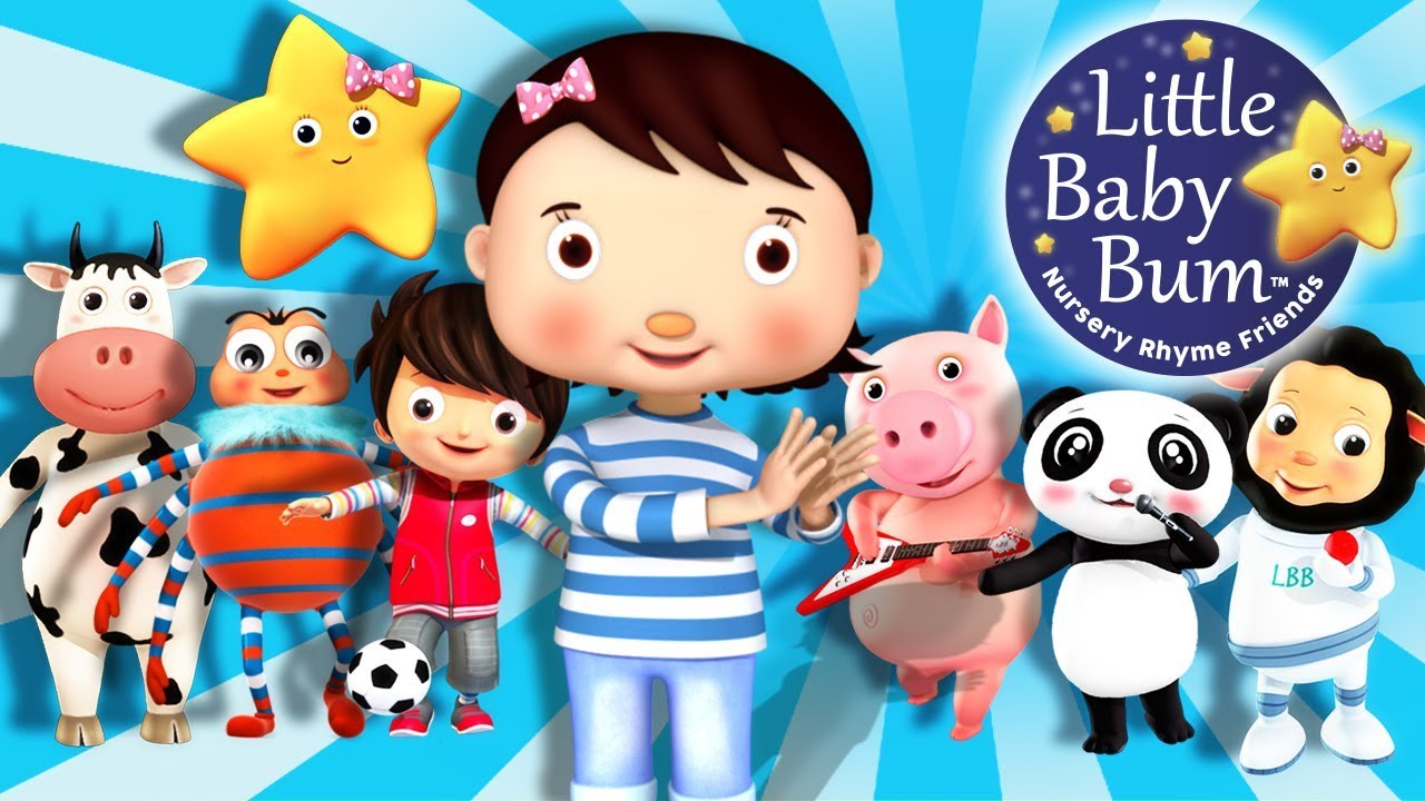 Littlebabybum Theme Tune Nursery Rhymes Original Song