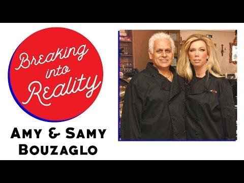 Amy & Samy Bouzaglo Interview | Breaking Into Reality