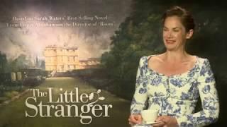 Ruth Wilson: 'I'm quite nosy'