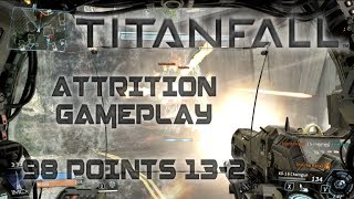 """""""SO INTENSE!"""" - 98 Attrition Points - Titanfall Gameplay w/Commentary - Titanfall Beta Gameplay"""
