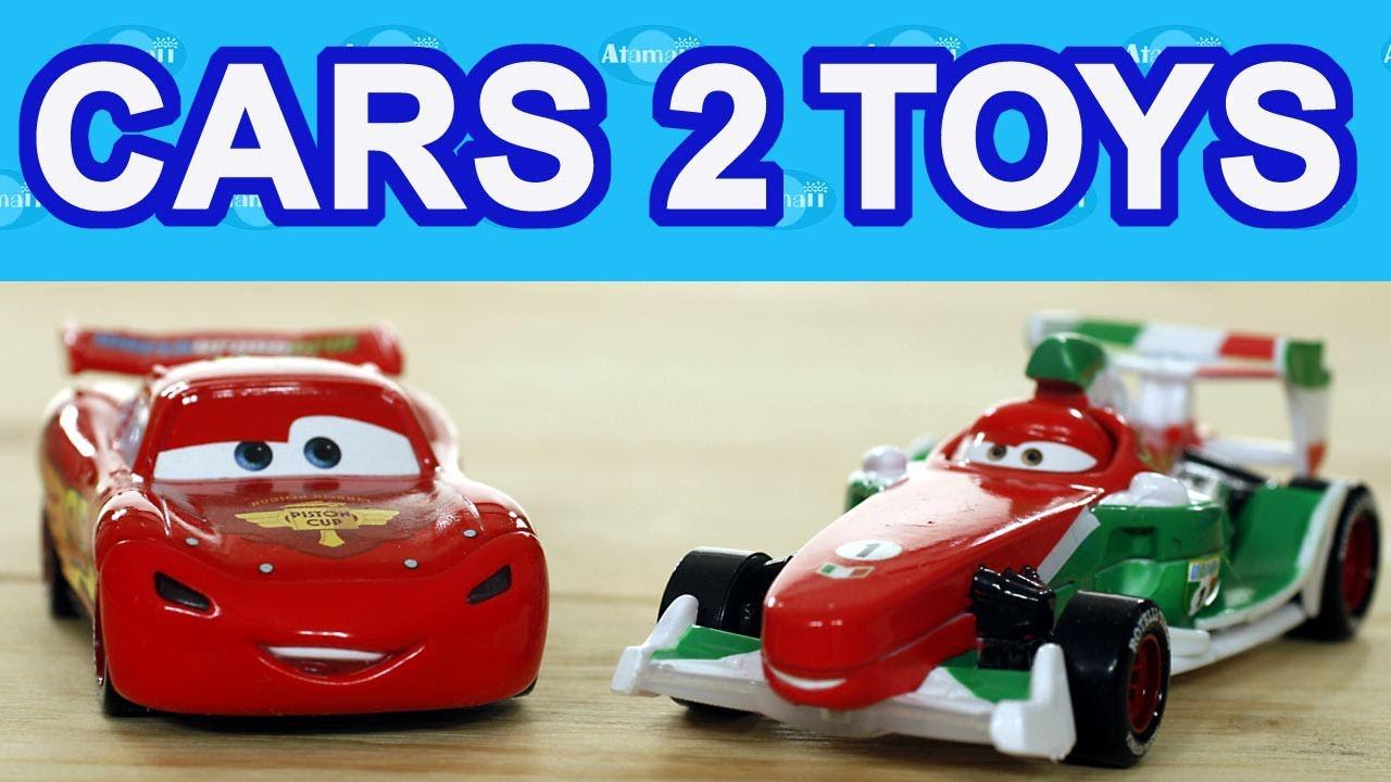 Cars Movie Toys : Cars movie toys lightning mcqueen francesco bernoulli
