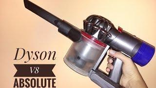 Video recensione del Dyson V8 Absolute. Funziona davvero?
