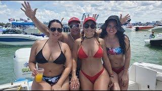 Miami Beach Sandbar 4th Ofjuly Weekend
