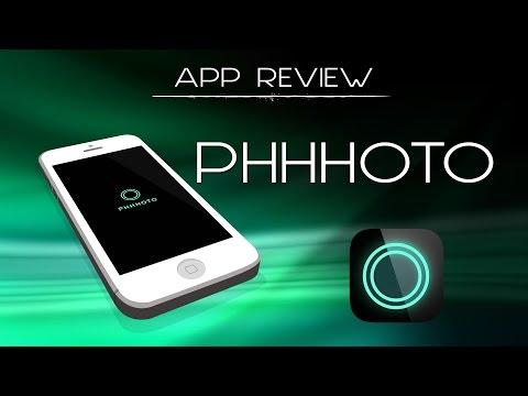 PHHHOTO App Review