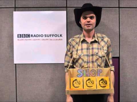 Jack Rundell on BBC Radio Suffolk 13/10/15