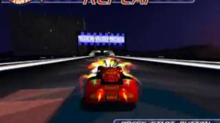 Hot Wheels: World Race (PS2 Gameplay)
