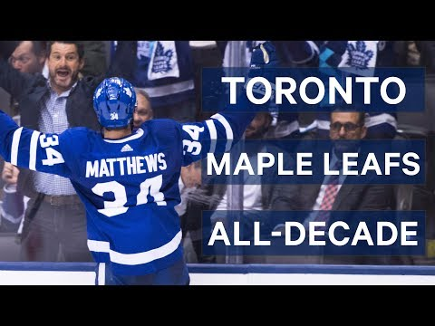 Who Makes The Toronto Maple Leafs All-Decade Team?