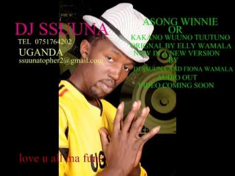 winnie  by dj ssuuna and fiona wamala  uganda artists  0751764202