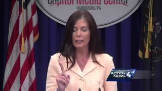 Raw video: Watch the Kathleen Kane news conference
