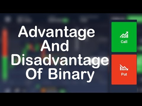 Advantage and Disadvantage of Binary Options Trading - Binary Option Trading Guideline For Traders