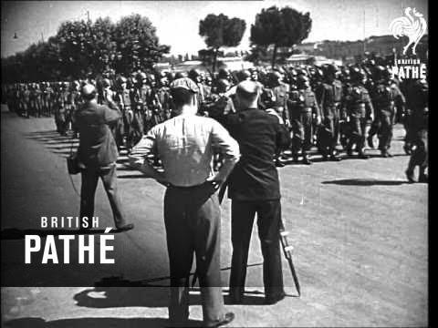 Italian Republic's 1st Anniversary (1947)