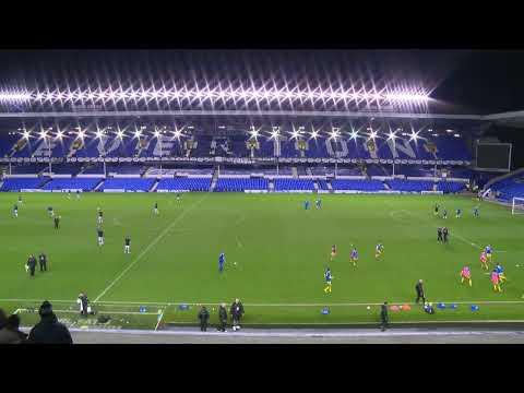 Everton v Albion U18