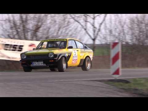 Berlandy Motorsport / Premiere C Kadett / Rallye Südliche Weinstraße 2016