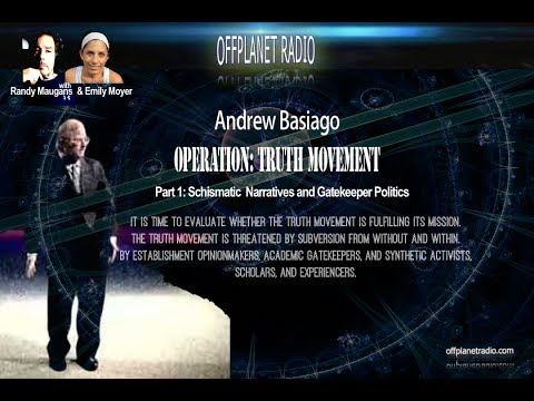 Andrew Basiago-Operation: Truth Movement-Part 1