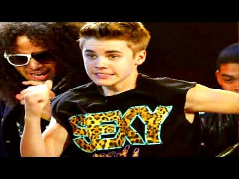 LMFAO Sexy And I Know It Live Justin Bieber Heartbreaker Remix Nothing Like Us Selena Gomez SNL 2013