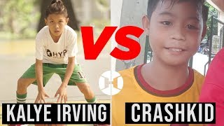 Kalye Irving vs CrashKid - 1 on 1 Hype Battle