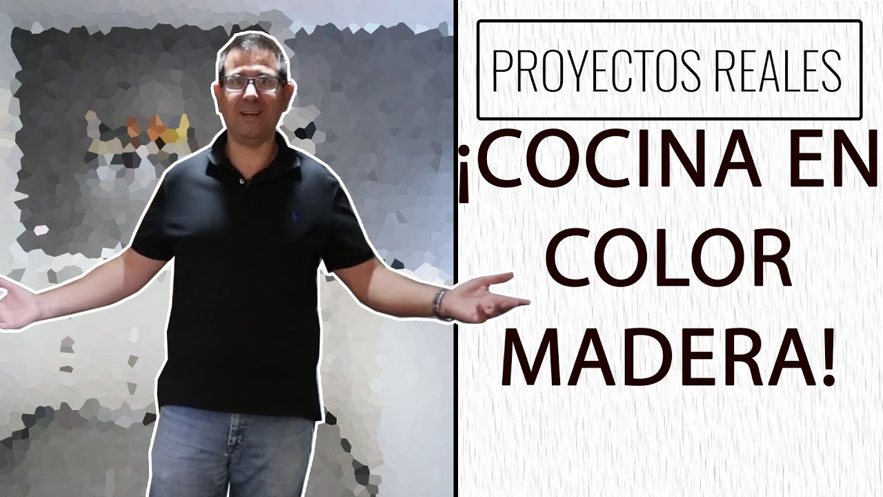 Cocina en color madera en torres blancas youtube for Torres en la cocina youtube