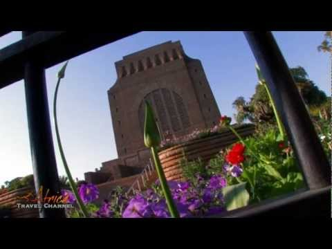 The Voortrekker Monument in Pretoria South Africa - Visit Af