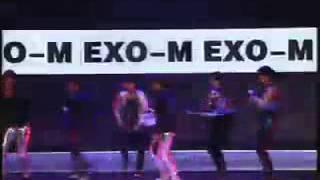 [120408] EXO-M MAMA (Debut)